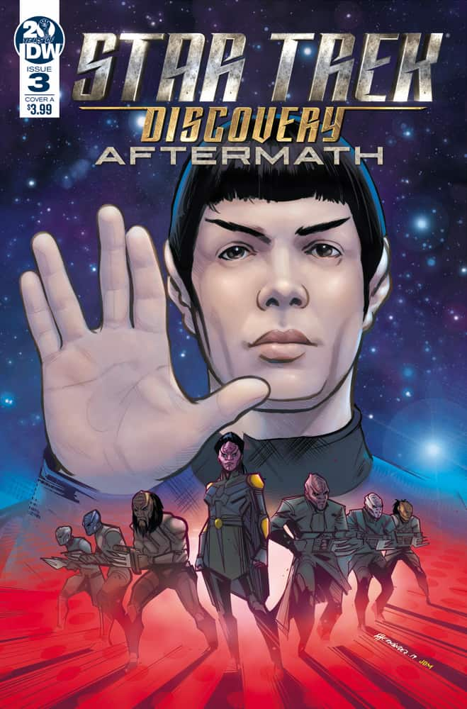 Star Trek: Discovery: Aftermath #3 - Cover A