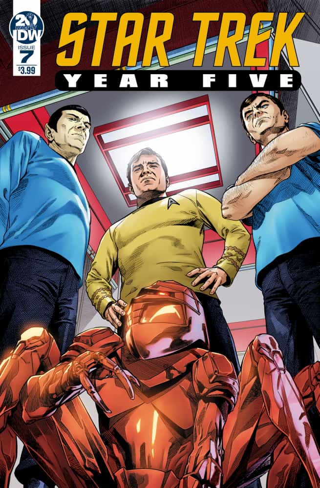 Star Trek: Year Five #7 - Cover A