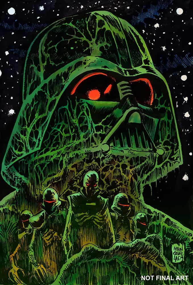 Star Wars Adventures: Return to Vader's Castle #5 - Cover A