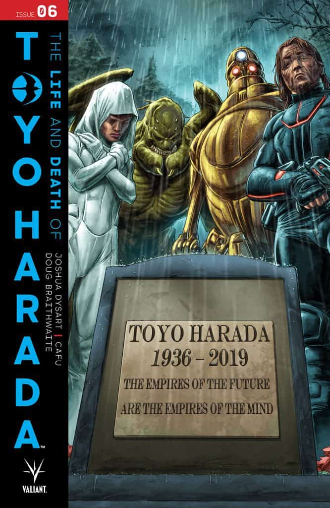 THE LIFE AND DEATH OF TOYO HARADA#6 - Cover C