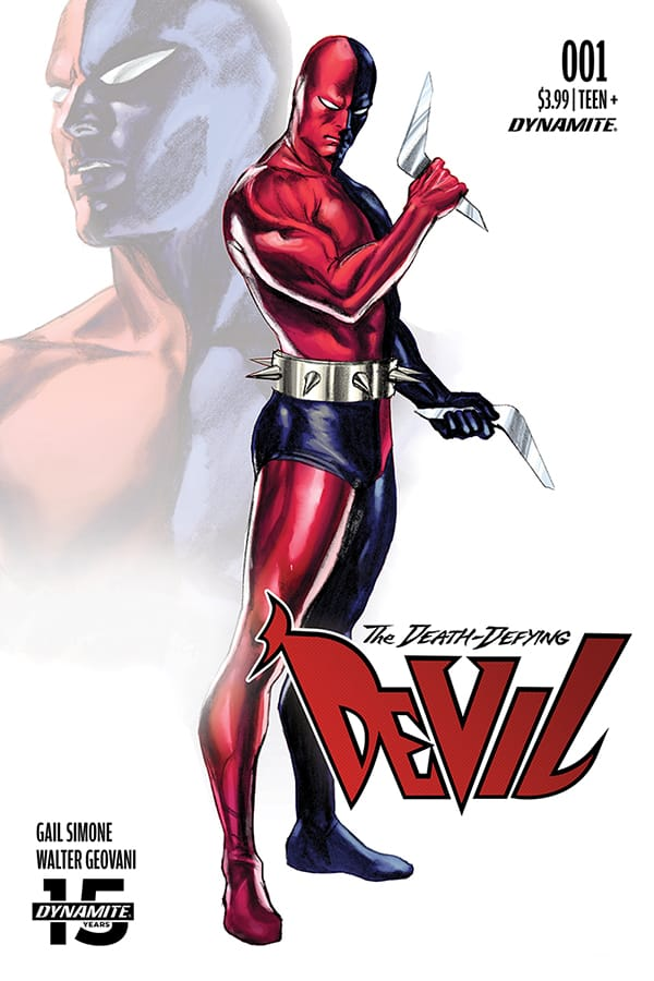 The Death-Defying Devil #1 - Alex Ross variant
