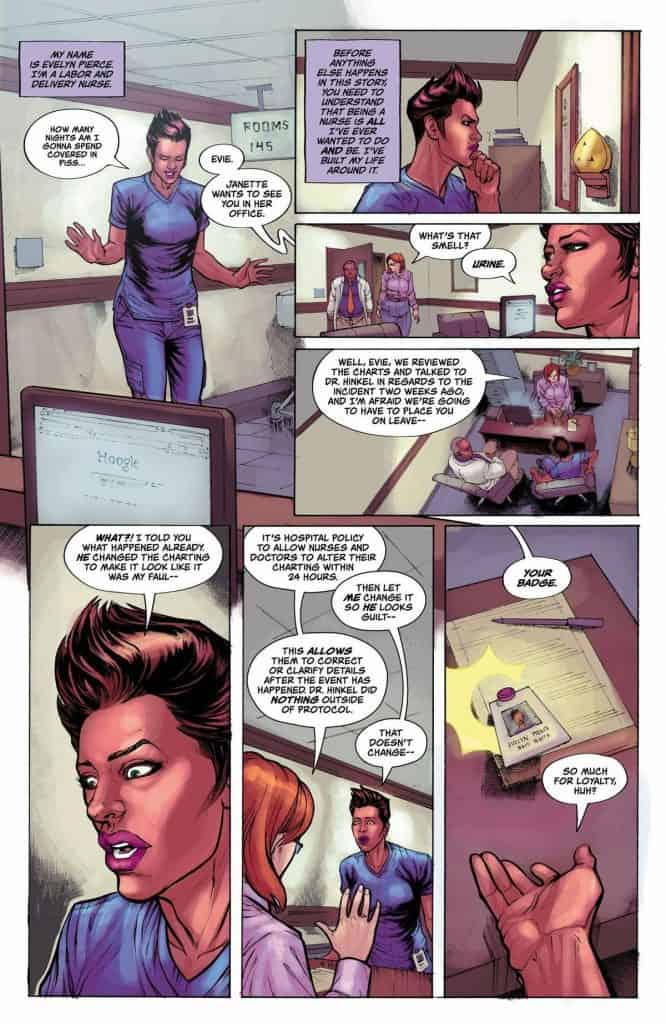 Triage #1 - preview page 1