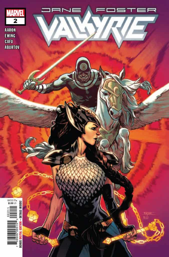 VALKYRIE: JANE FOSTER #2 - Cover A
