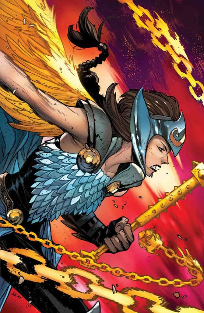 VALKYRIE: JANE FOSTER #2 - Cover B