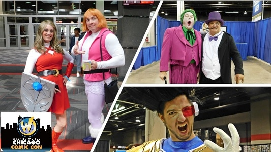 Wizard World Chicago 2019 Friday feature