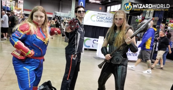 Wizard World Chicago 2019 cosplay – Friday Pt. 2 feature