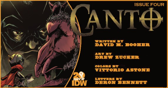 CANTO #4 preview feature