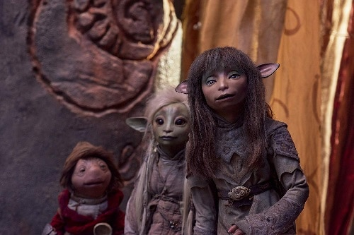 Gelflings from The Dark Crystal: Age of Resistance