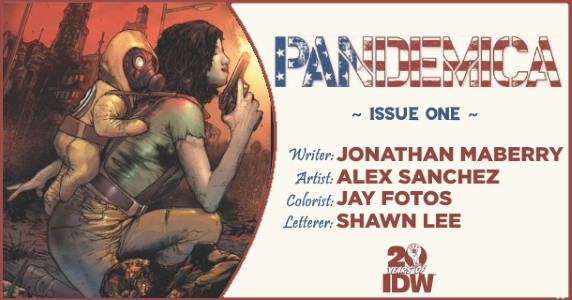 PANDEMICA #1 preview feature