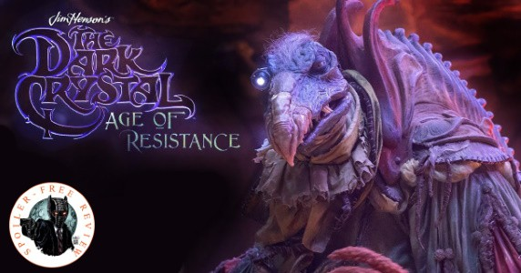 The Dark Crystal Age of Resistance review feature