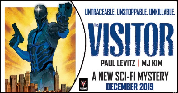 The Visitor promo feature