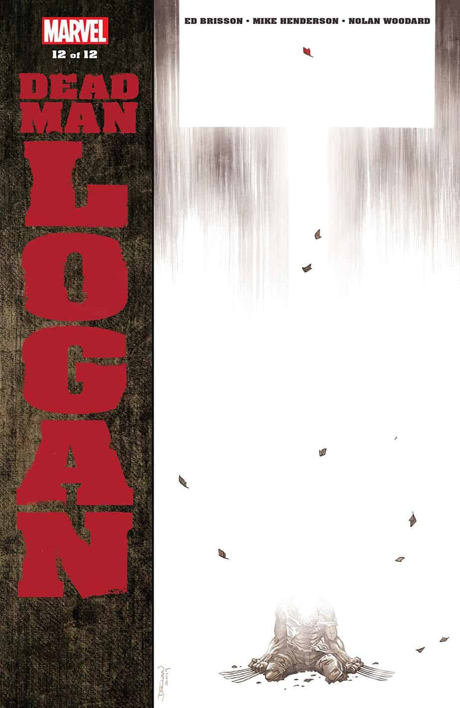 Dead Man Logan #12 cover