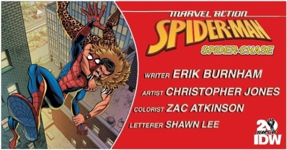 Marvel Action Spider-Man Vol. 2 TPB preview feature