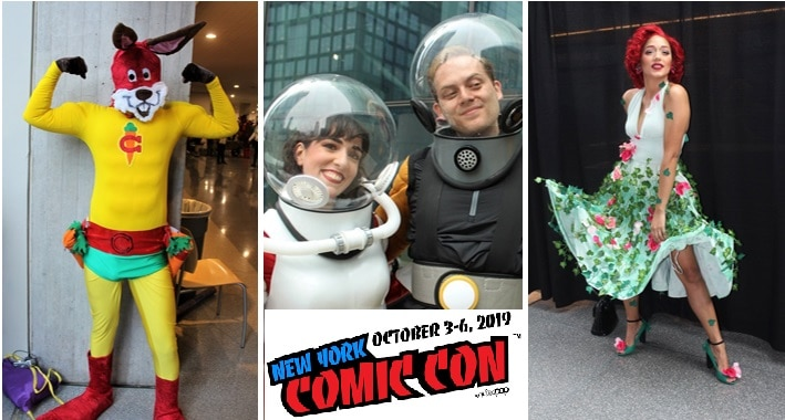 NYCC 2019 by Mar De Los Reyes feature