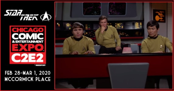 C2E2 2020 Star Trek feature