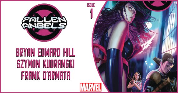 Fallen Angels #1 preview feature