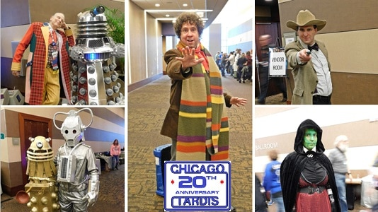 Chicago Tardis satruday feature