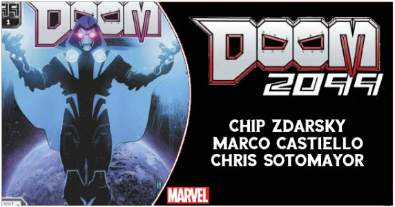DOOM 2099 #1 preview feature