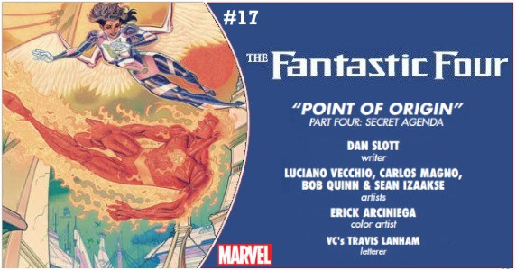 Fantastic Four #17 preview feature