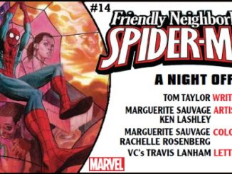 Friendly Neighborhood Spider-Man #14 preview feature