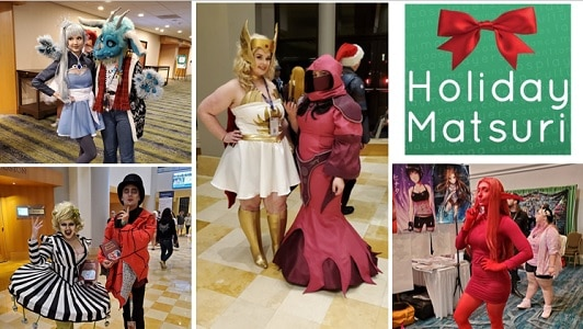 Holiday Matsuri feature