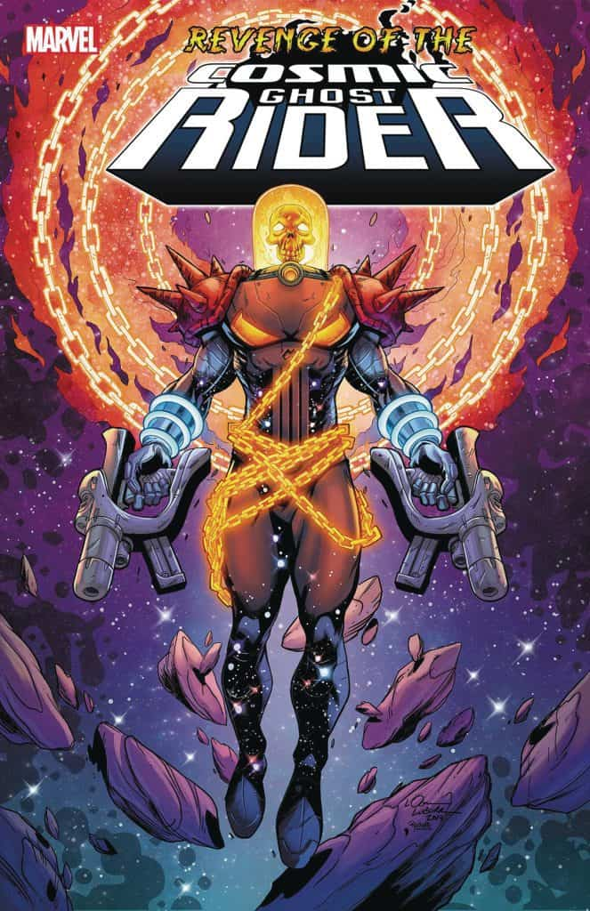 REVENGE OF THE COSMIC GHOST RIDER #1