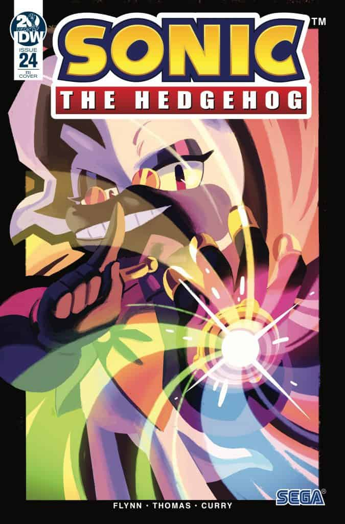 Sonic the Hedgehog #24