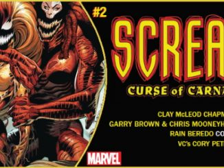 Scream Curse of Carnage #2