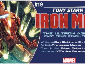Tony Stark Iron Man #19