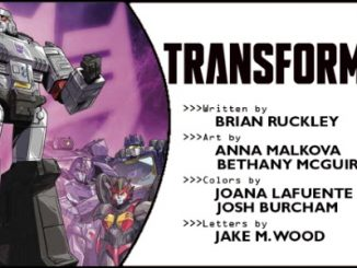 Transformers #15