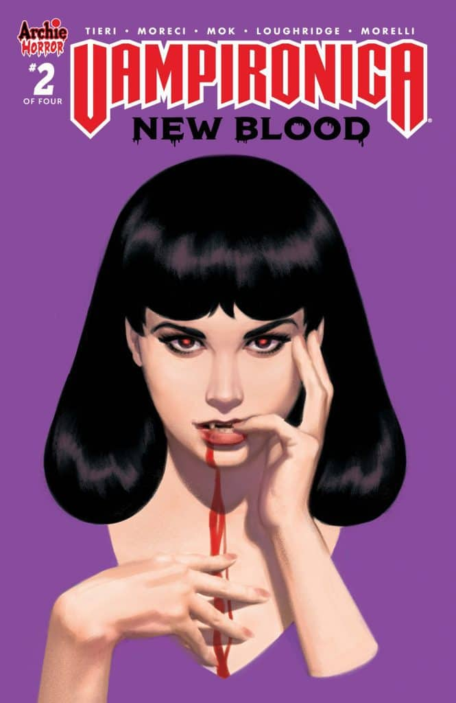 VAMPIRONICA NEW BLOOD #2