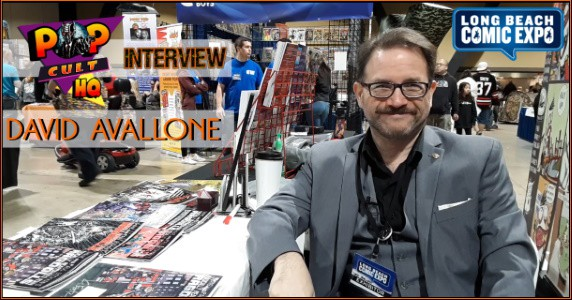 David Avallone interview feature