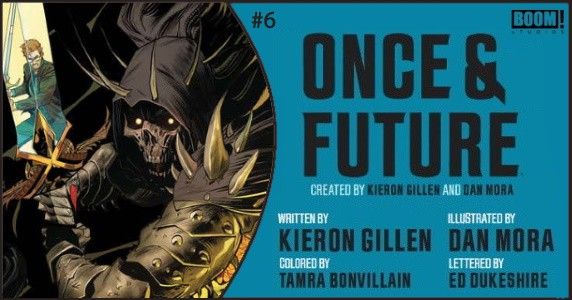 Once & Future #6