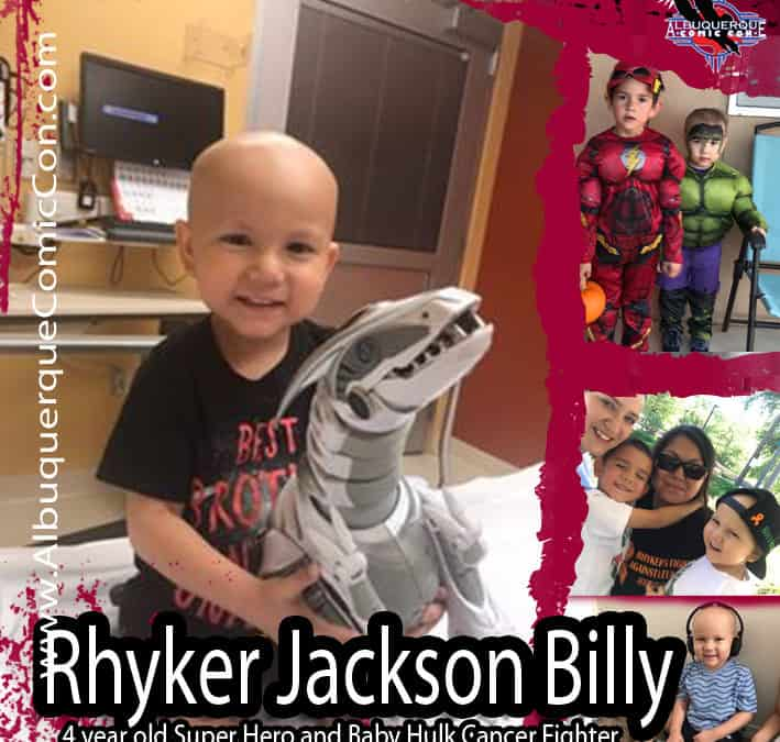 Rhyker Jackson Billy
