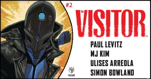 THE VISITOR #2