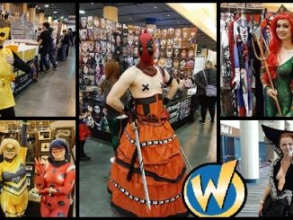 Wizard World NOLA 2020 by Jeffrey Glatz