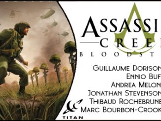 ASSASSIN'S CREED BLOODSTONE Vol. 1