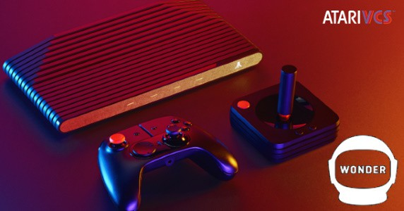 Atari VCS Wonder announcement feature