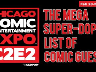C2E2 Comic Guests feature