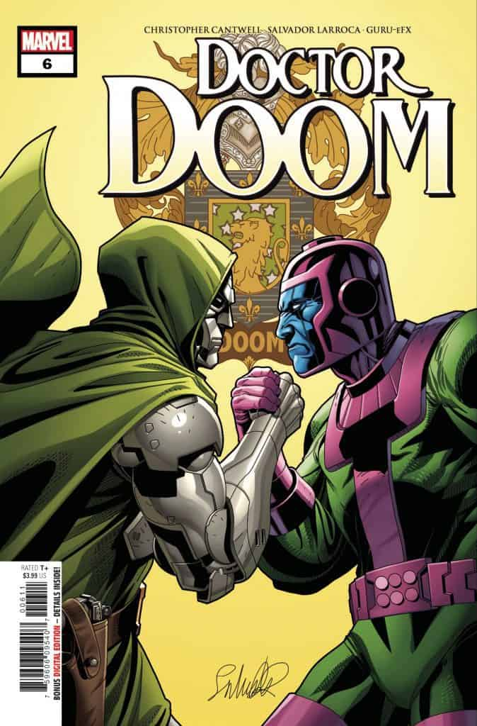 DOCTOR DOOM #6 - Cover A