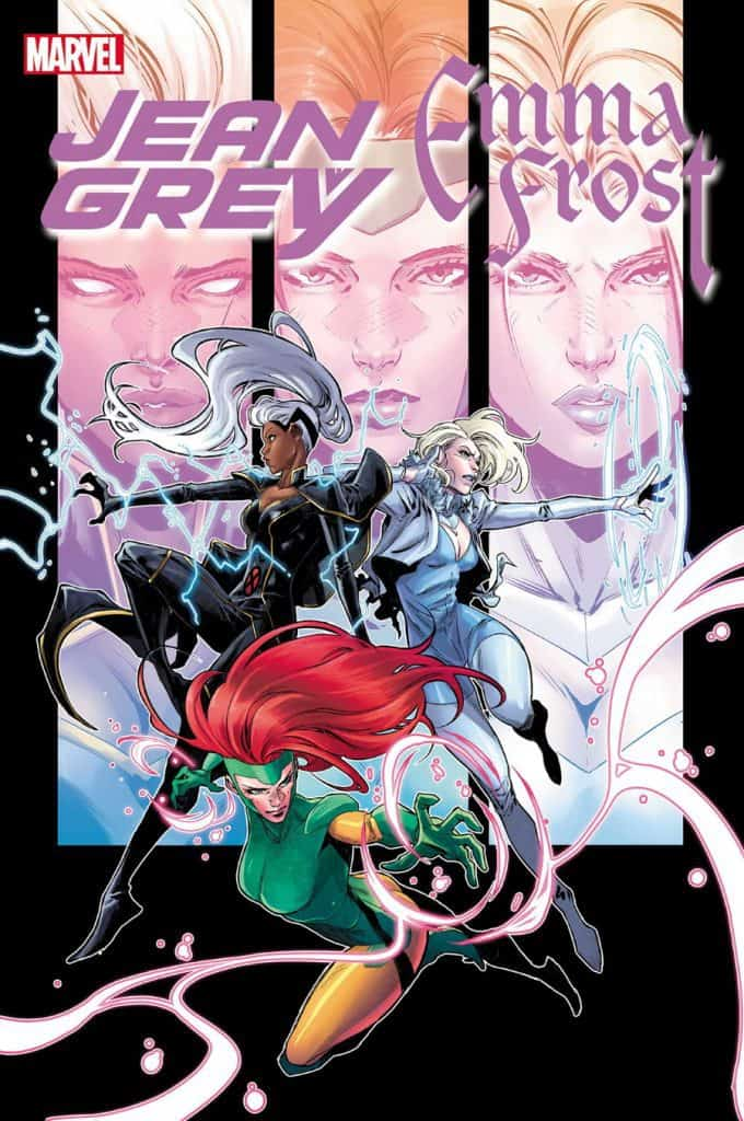 GIANT SIZE X-MEN Jean Grey and Emma Frost #1 - Cover C