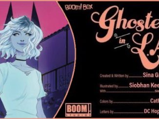 Ghosted in L.A. #8
