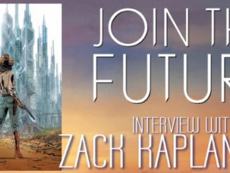 JOIN THE FUTURE Interview with Zack Kaplan
