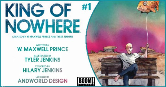 KING OF NOWHERE#1