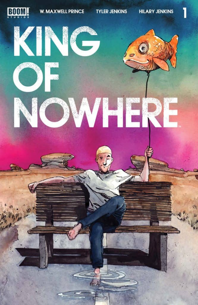 KING OF NOWHERE#1 - Cover A