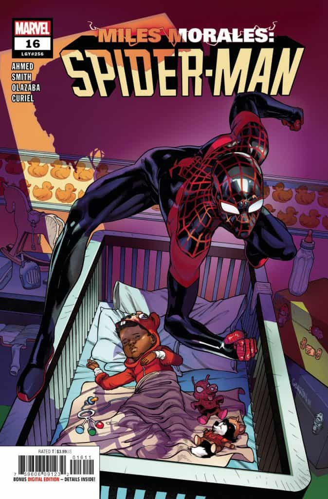 MILES MORALES: SPIDER-MAN #16 - Cover A