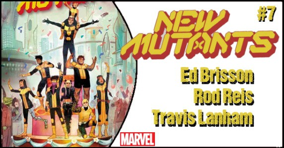 New Mutants #7 preview feature