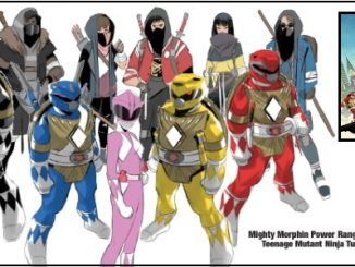Power Ranger TMNT