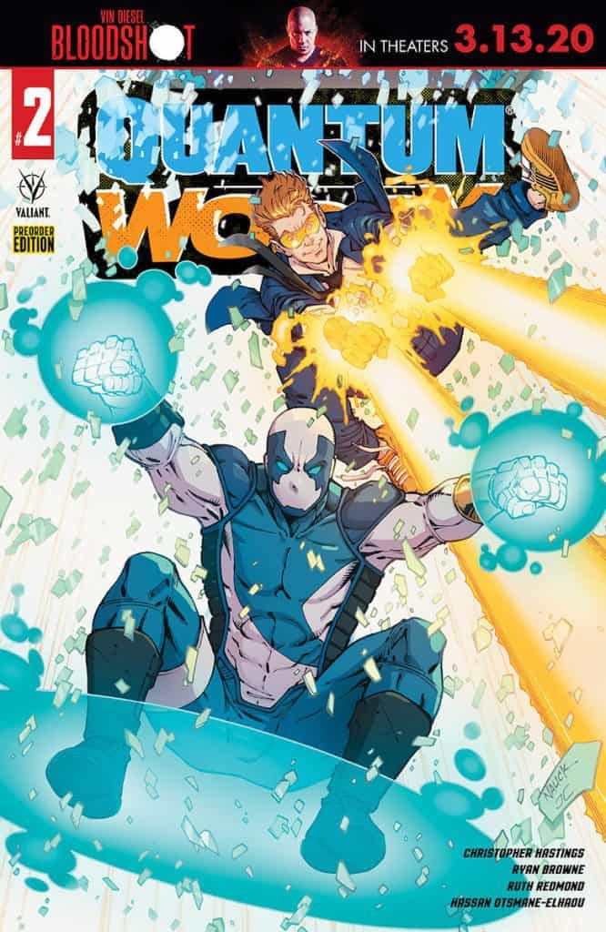 QUANTUM AND WOODY (2020) #2 - Cover D