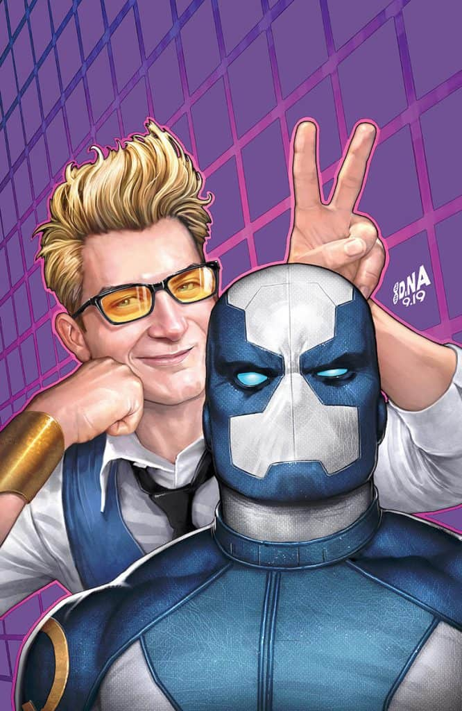 QUANTUM AND WOODY (2020) #2 - Cover E